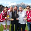 Trainingsspiel in Bad Gastein