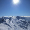 Wintertraining am Kitzsteinhorn