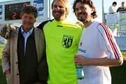 Karl Hohenlohe, Star-Winzer Leo Hillinger und Haubenkoch Thomas Dorfer