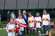 Länderspiel Schweiz-Österreich im FIFA Stadion Zürich