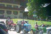 Oldtimer Traktorflotte Kleinarl